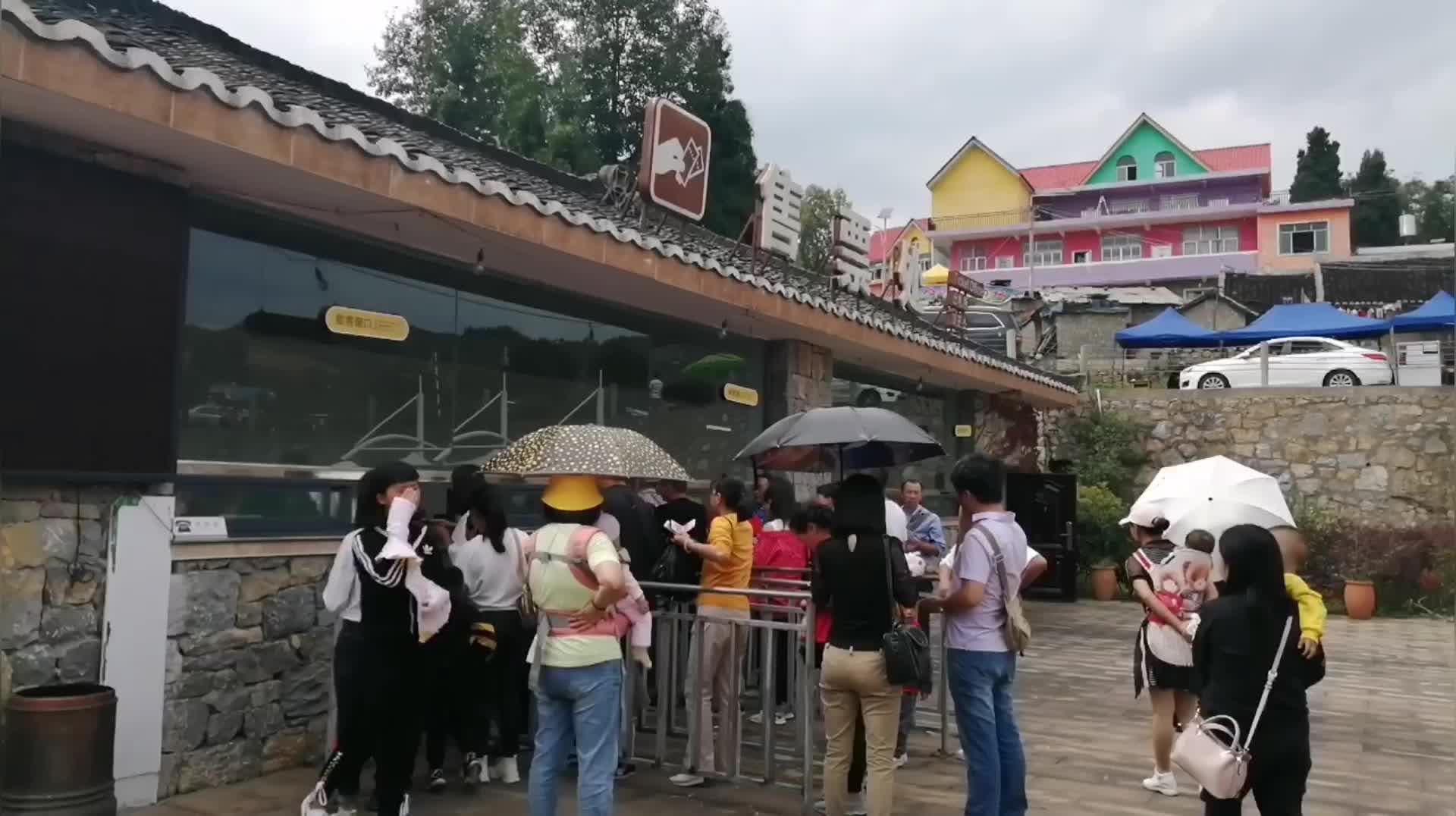 """怪了,钟山区""""大河一日游""""却要买菜"""